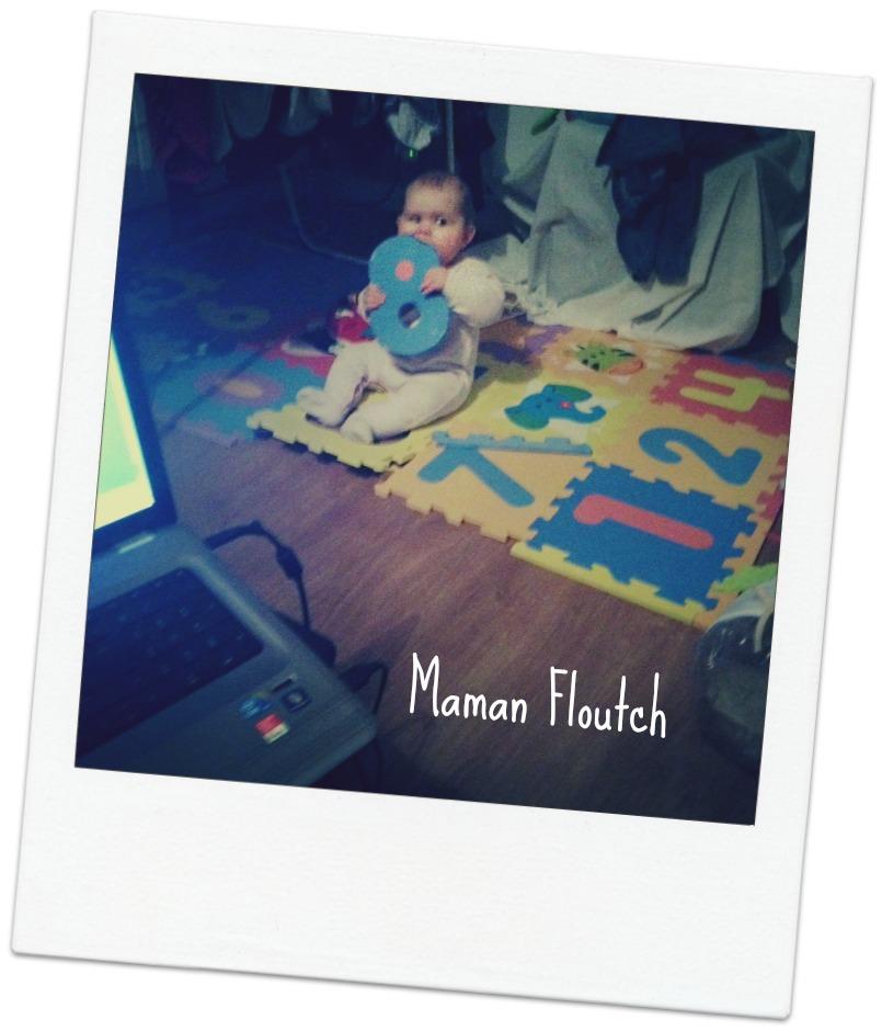 tapis puzzle bébé