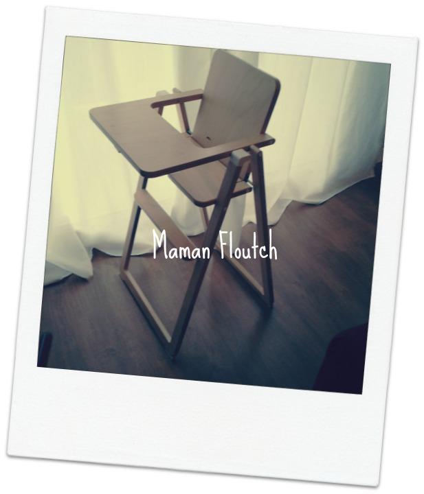 la chaise haute supaflat chez les floutch maman floutch blog pour mamans parents de jumeaux. Black Bedroom Furniture Sets. Home Design Ideas