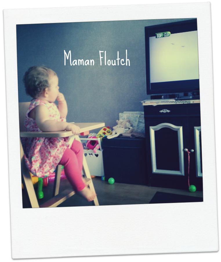 bébé télévision